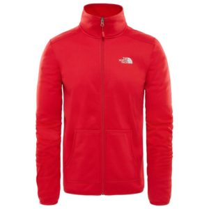 Giacca uomo Tanken zip rage red THE NORTH FACE