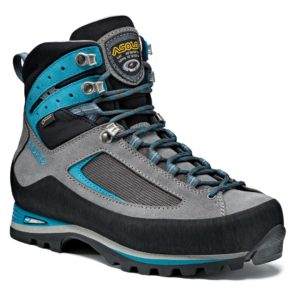 Scarpa da Backpacking Taron GV Donkey/Ciano Blu Donna Asolo