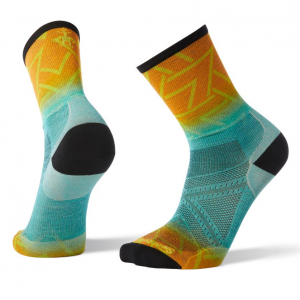 Run Ultra Light Print Crew Socks SMARTWOOL
